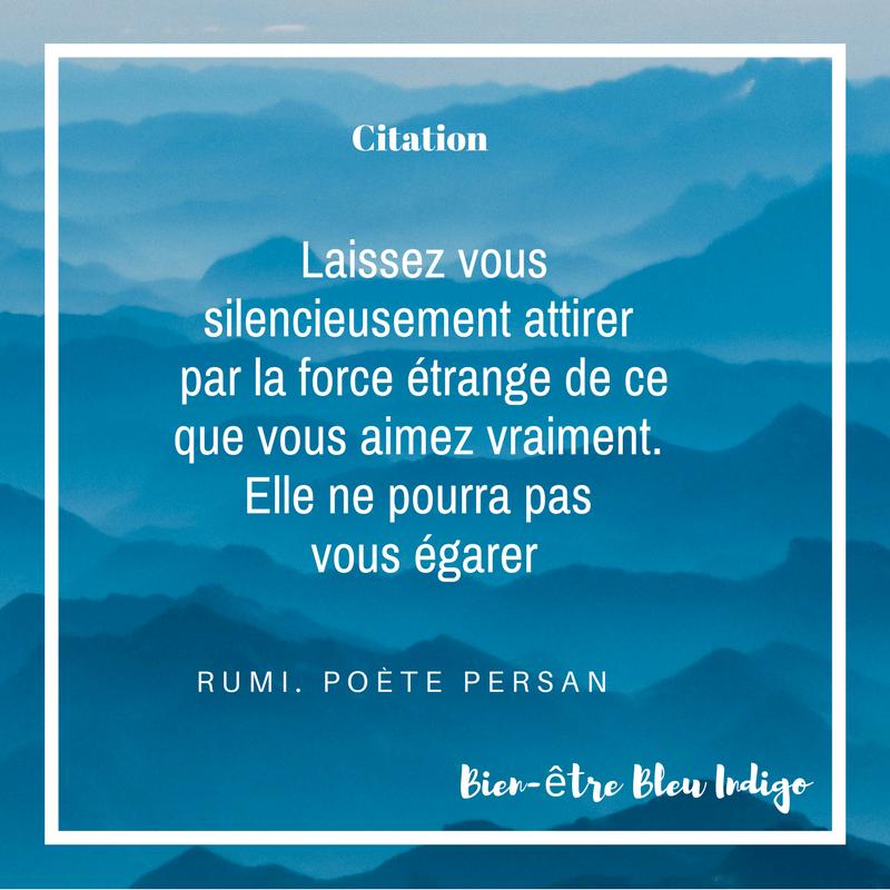 Citation de Rumi