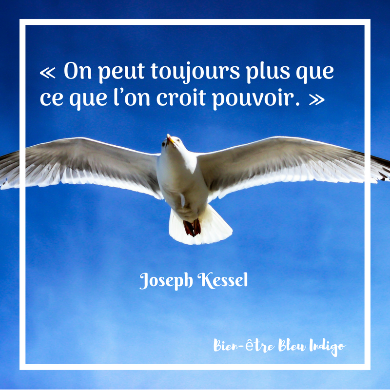 citation Joseph Kessel motivation