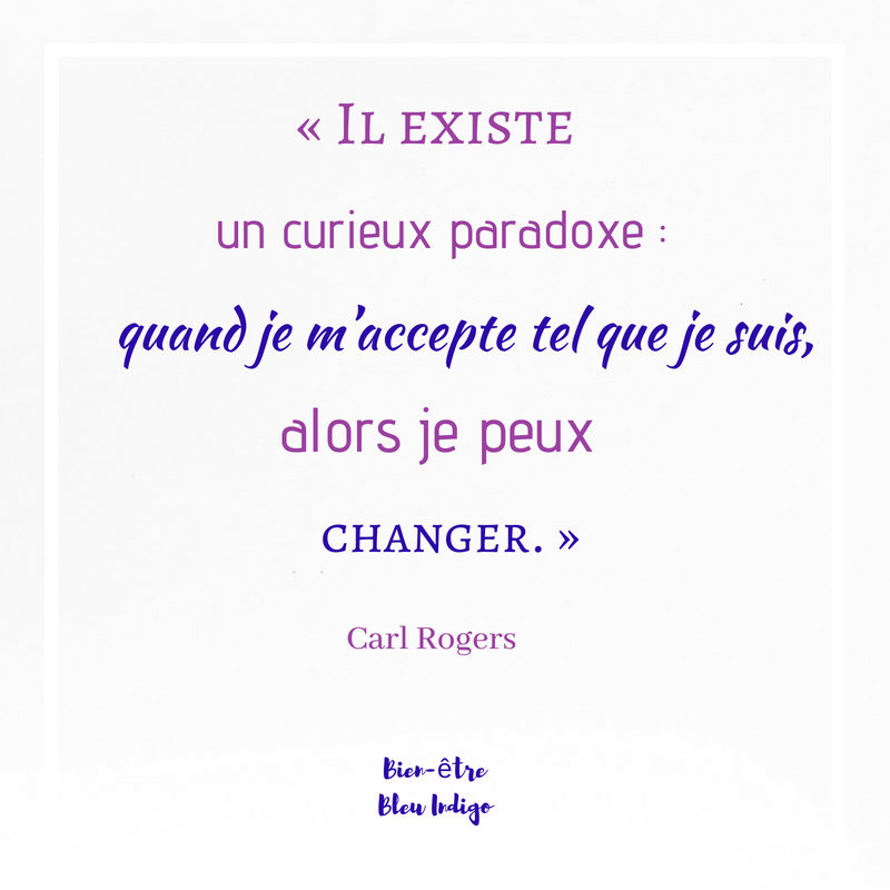 citation de Carl Rogers