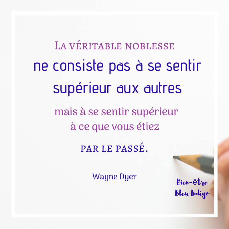 Citation de Wayne Dyer