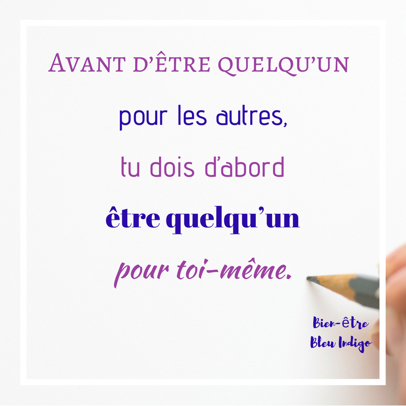 citation amour de soi